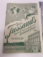 Lot of Ephemera Collectable Booklets