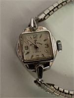Antique Andre Bouchard Gold Ladies Wristwatch