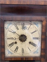 New Haven Ogee Clock