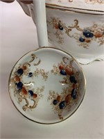 Outstanding S M Co. English Tourine and Ladle