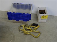 Tote of Fall Arrestors, Hardware