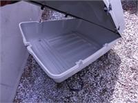 Plastic Car Top Carrier