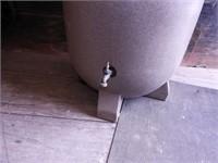 Plastic Rain Barrel