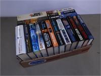 Box of Hard Cover Novels