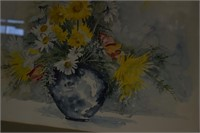 Water Colour signed L Lundy 1981