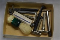 Vintage Hair Combs, Shaving, Shoehorns, etc