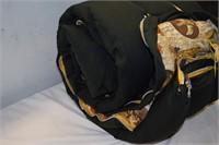 Sleeping Bag Hunting Theme Lining