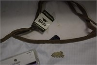 Roots Bag *NWT and Bun Tail Maker