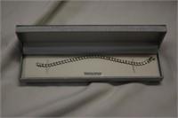 Bracelet Marked 925 ? Diamonds