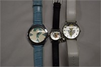 (2) Betty Boop Watches & Guess Watch