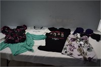 Ladies Tops and Bras