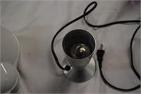 Lava Lamp (needs bulb) and George Foreman
