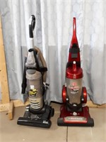 2 Vacuums Hoover & Kenmore Said To Be Working