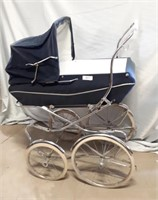 Antique Baby Carriage. Made In Italy. Good Clean