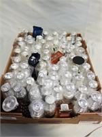 Large Lot Of Mini Plastic Stanley Cups.