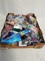 Full Box Of Mcdonalds Toys.