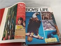 A Boys Life Magazine Collection.