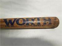 Worth Wooden Bat.