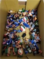 Toy Figurine Lot.