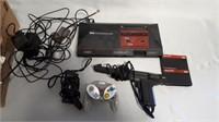 Sega Master System/ Power Base With Light Phaser,