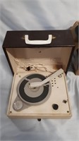 Vinyl Player Untested And Vinyls