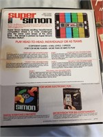 Super Simon Game, And Facts In Five Game Of