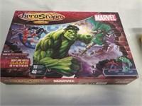 Marvel Heroscape- Build And Battle Game System.