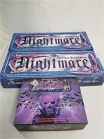 Nightmare-the Video Board Game