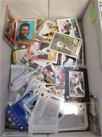 Nhl Hockey Lot. And Some Baseball Cards.