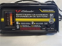 Manual Battery Charger.