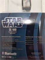Star Wars Bluetooth Ear Piece New Is Package, Two