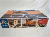 Volvo Globetrotter Model Kit- Long Range Truck.
