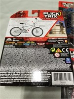 7 Flick Trix Toy Bikes. New In Packaging.