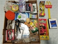 Mixed Box Lot Of A Little Of Everything. Toys,