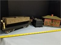 Parts/pieces To Vintage Train Set.