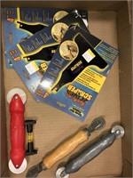 Scrapers & Marking Tools