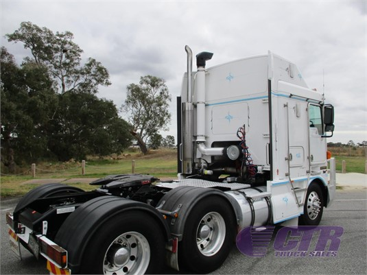 2004 Kenworth K104 CTR Truck Sales - Trucks for Sale