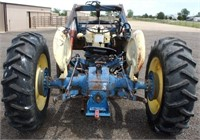 :  1968 Ford Ind 4000, w/Ford FE Loader (view 4)