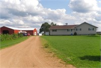 20 Acre Amish Hobby Farm: 5109 Chestnut Rd, Arpin, WI 54410