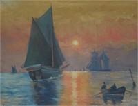 Online maleri auktion