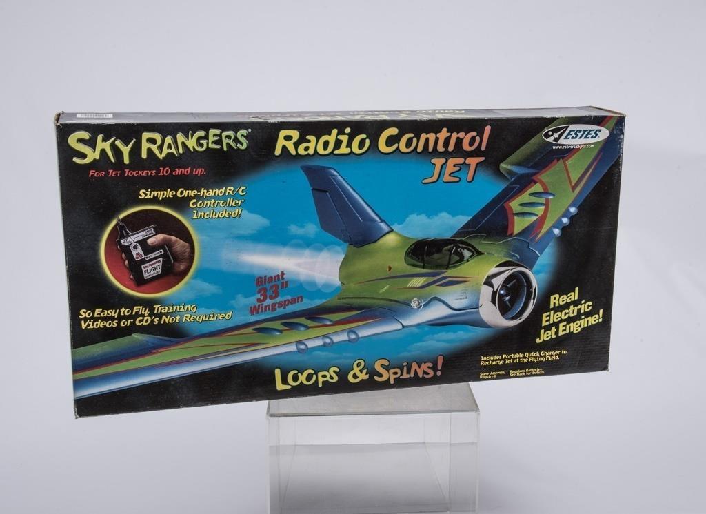 Sky Rangers RC Jet - NIB | The K and B Auction Company