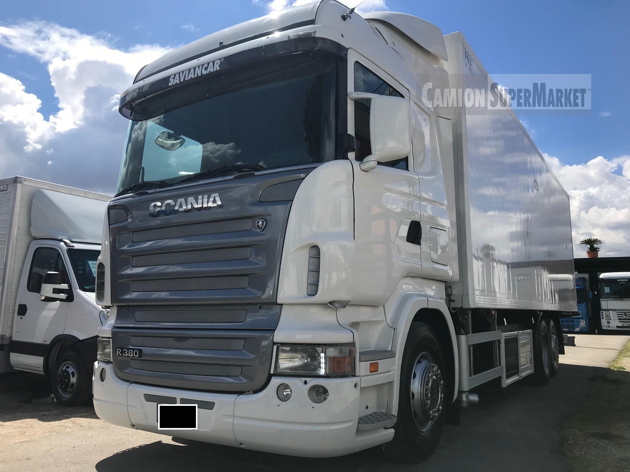 Scania R380 used 2005 Campania