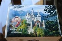 King Ludwig II 150th Anniversary Collector