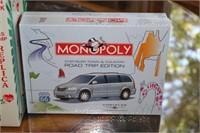 Monopoly Road Trip Edition