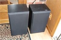 2 Interaudio (by BOSE) Speakers