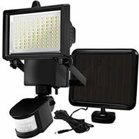 Solar Light Outdoor 100 LED, ERAY Solar Motion
