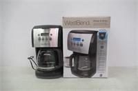 West Bend 56911 Steep & Brew Coffee Maker Features