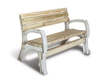 2x4 Basics 90134 Chair or Bench Ends, Sand