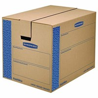 Bankers Box SmoothMove Prime Moving Boxes,