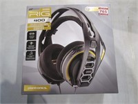 Plantronics RIG 400 Stereo Gaming Headset XBOX PS4
